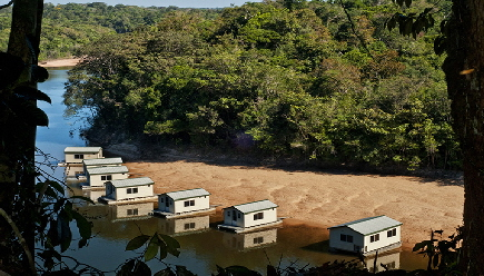 River Plate Cabins