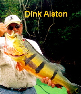 Peacock Bass - Dink Alston