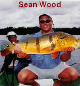 Peacock Bass - Sean Wood